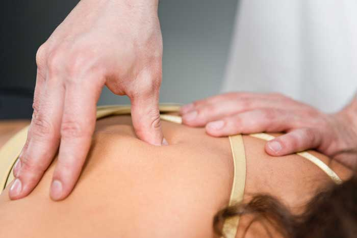 sports massage from your chiropractor in bangor